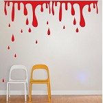 Blood Driping Halloween Decor