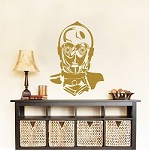 C3PO Decal Mural Graphic