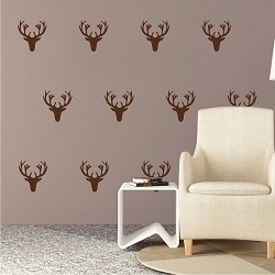 Deer Wall Decal Kit