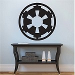 Imperial Logo Wall Decal