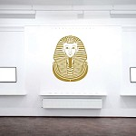Egyptian King Tut Wall Decal