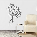 Horse Vinyl Wall Decal
