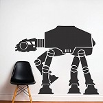 Imperial Walker Decal Graphic