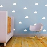 Kids Bedroom Clouds