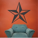 Nautical Star Wall Decal