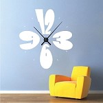 Adorable Clock Decal