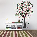 Happy Tree Wall Decal