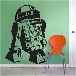 Star Wars R2D2 Decal Graphic