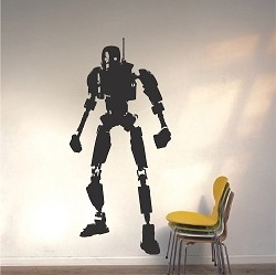 Rogue One Wall Decal Sticker