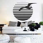 Sea Gull Wall Decal