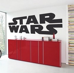 Star Wars Logo Vinyl Decal Sticker