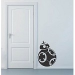 BB8 Wall Decal Decor