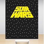 Original Star Wars Logo Decal