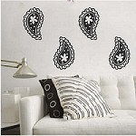 Paisley Wall Decals
