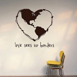 Loves Sees No Borders