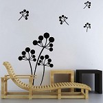 Modern Dandelion Wall Art Decal