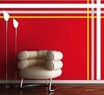Wall Stripes Wall Decals