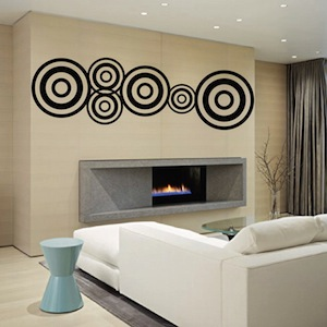 Modern Design Wall Decal Wall Stickers Trendy Wall Designs