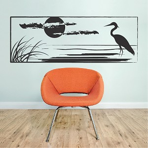 Saigon Wall Decal