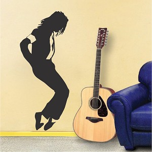 Michael Jackson Wall Art Mural