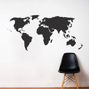World Wall Decal