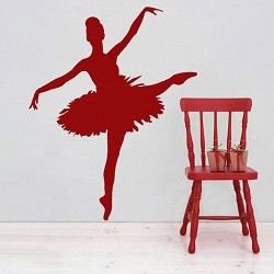 Ballet Wall Decal