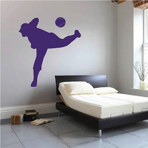 Baseball Pitcher Wall Mural