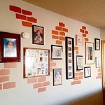 Brick Wall Decals