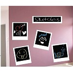 Polaroid Chalkboard Decals