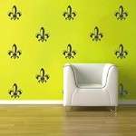 Classic Adornment Wall Decals