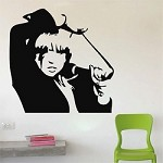 GaGa Wall Decal