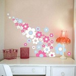 Flower Power Wall Decals