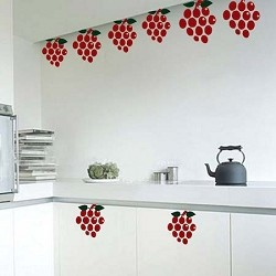 Grapes Wall Decals