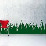 Grass Wall Decal