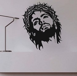 Jesus Wall Decal