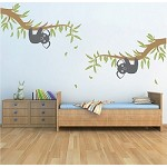 Cute Koala Bear Wall Decal
