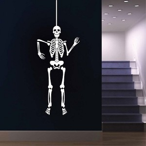 Custom Skeleton Halloween Decals