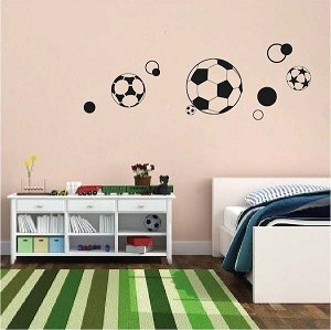 Soccer Ball Wall Stickers