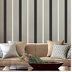 Custom Wall Stripes Sample (Four)