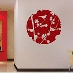 Spring Sphere Wall Decal