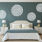 Poppy Wall Decals