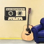 Custom Text Tape Wall Art Applique