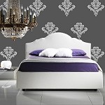 Damask Wall Accent Stickers