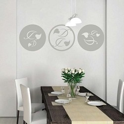 Circular Adornment Wall Decals