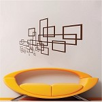 Geometric Modern Wall Decal