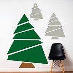 Paper Tree Mural Decal