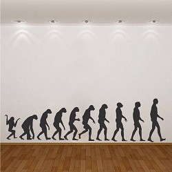 Monkey Men Wall Clings