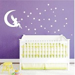 Fairy Bedroom Wall Decal