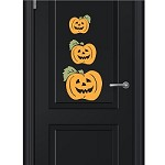 Pumpkin Decal Stickers