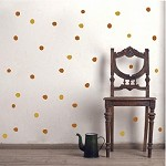 Uneven Dots Room Decal Stickers